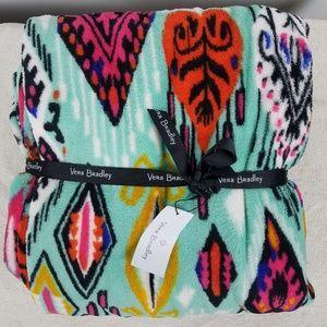 Vera Bradley Blanket Pueblo NWT